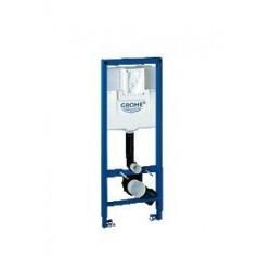 Grohe Rapid SL installatiesysteem voor hang-wc met GD2 spoelreservoir