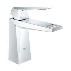 "Grohe Allure Brilliant ééngreepsmengkraan ½"" wastafel, glad lichaam, chroom"