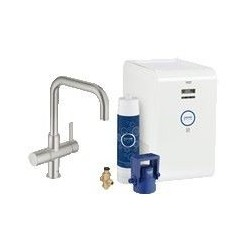 Grohe Blue Chilled ééngreep keuk U-uitl