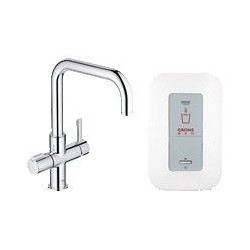 Grohe Red Duo & Single Boiler U-Uitloop