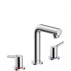 HANSGROHE  Talis S (New) 3gats WTM +waste chroom