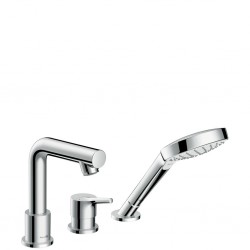 HANSGROHE  Talis S (New) Afb 3gats BMK voor 13437180