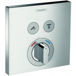 Hansgrohe ShowerSelect inb mengkraan 2 functies