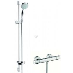 Hansgrohe Croma 100 Vario/Ecostat Comfort 90cm