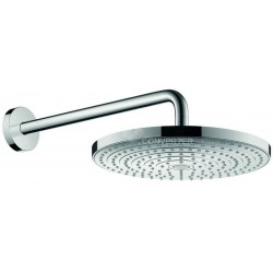Hansgrohe RD Select S 300 2jet HD Wand+arm chr