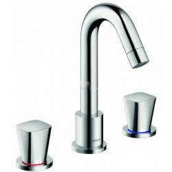Hansgrohe Logis 3-L.Wannenarm.chrom Export
