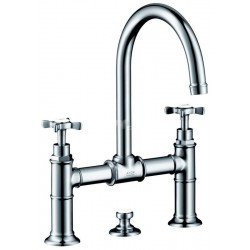 Axor Hansgrohe Montreux 3-gats WTM brugmodel chroom