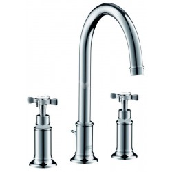 Axor Hansgrohe Montreux 3-gats WTM staand chroom