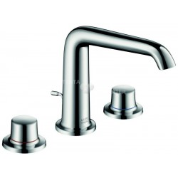Axor Hansgrohe Bouroullec 3 gats WTM 155 chroom