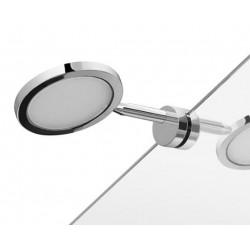 GEDY LED-LAMP CHROOM MAIORCA