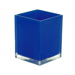 Gedy Rainbow Vuilnisbak 18x18x23,7 cm - Blauw
