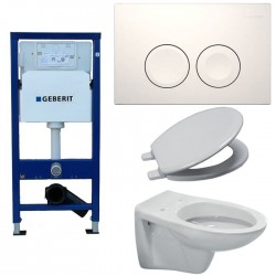 Promotie  set hand toilet