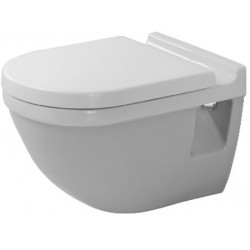 DURAVIT PACK WC suspendu STARCK 3 abattant soft close