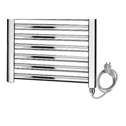 Thermostatische handdoekdroger 500x770 Banio serie mon