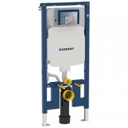 Bati-support Elément Geberit Duofix pour WC suspendu, 114 cm, avec chasse d'eau à encastrer Sigma 8 cm