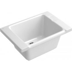 Villeroy & Boch O.novo Bac à laver Blanc CeramicPlus