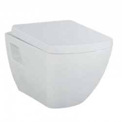 Creavit Creavit design ophang wc met wc-zitting soft-close