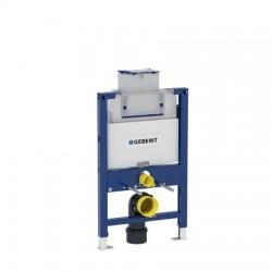Geberit Duofix element voor hang-wc, 82 cm, met Omega inbouwspoelreservoir 12 cm