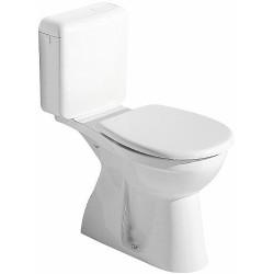 KERAMAG Renova Nr. 1 diepspoel wc combinatie, uitgang verticaal