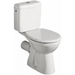 KERAMAG Renova Nr. 1 diepspoel wc combinatie, uitgang horizontaal