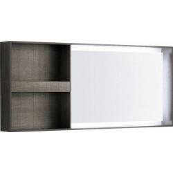 KERAMAG Citterio Spiegelelement 1334x584mm, Grijs
