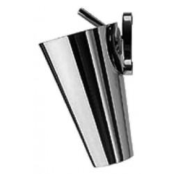 Porte-verre Philippe Starck chrome DURAVIT