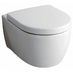 Geberit Icon Hangtoilet zonder spoelrand - Diepspoeltoilet 6l - Wit
