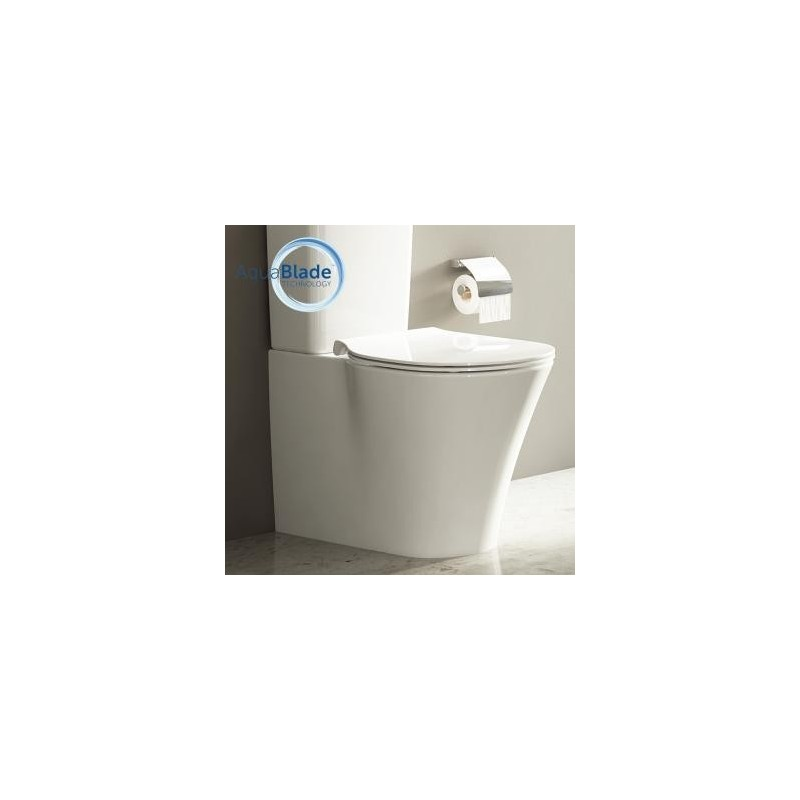 Ideal Standard Connect Air Staand Wc Back To Wall Aquablade