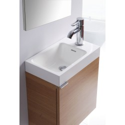 Banio Design-Agneto set Wastafelmeubel voor wc - Eiken