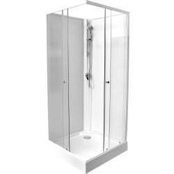 Banio design-Arota complete douchecabine 90x90x207cm