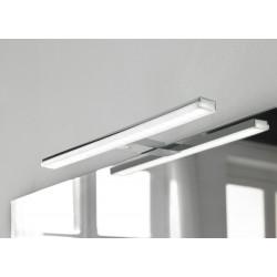Badkamerverlichting LED Banio-Pandora voor kast/spiegel Chroom - Breedte 45,8 cm, 10W, 757Lm