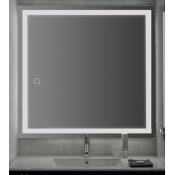 Spiegel met LED verlichting Banio-Ada - Breedte 120 cm,  50W, 3360Lm