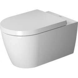 Duravit Me by starck wit hangtoilet rimless® met soft-close zitting