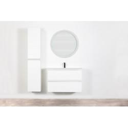Banio Design Desiro Badkamermeubel 90 cm - Wit
