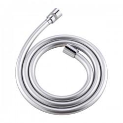 Banio Flexibel voor handsproeier 1,5m - Zilvergrijs