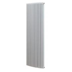 Banio vierkant verticaal designradiator 180,8x49,7cm 2097w wit