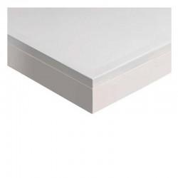 Banio plint kit voor acryl douchebak - wit