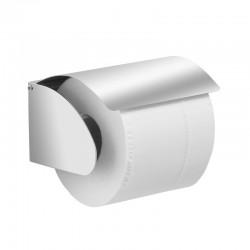 copy of Gedy toiletrolhouder met deksel Project chroom