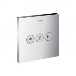 Hansgrohe ShowerSelect Stopkraan 3 stopfuncties